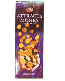 ATTRACTS MONEY (Attire l'argent)