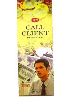 CALL CLIENT (Appel des clients)
