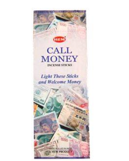 CALL MONEY (Appelle l'argent)