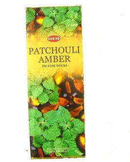 PATCHOULI AMBER (Patchouli-Ambre)