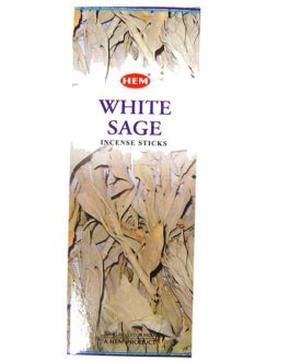 WHITE SAGE (Sauge blanche)