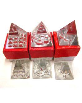 PYRAMIDE (Om – Trident – 9 Pyramides)