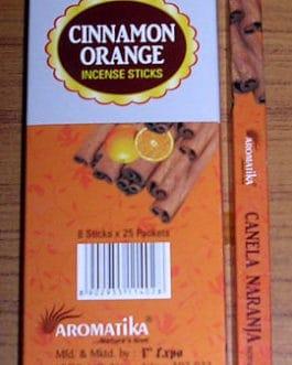 AROMATIKA CINNAMON ORANGE (Cannelle Orange)