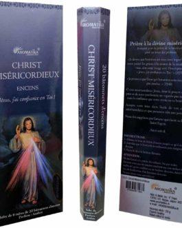 CHRIST MISERICORDIEUX  AROMATIKA HEXA avec Prière