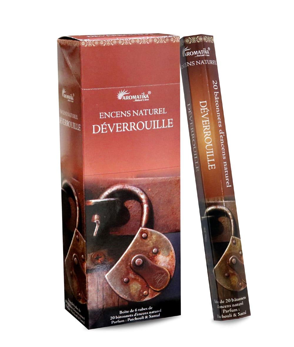 DEVERROUILLE (Unlock) AROMATIKA HEXA