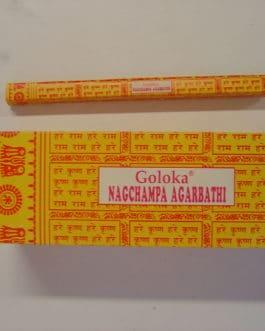 GOLOKA NAG CHAMPA  Square – Boîte de 25