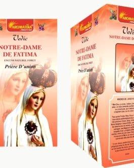 Encens Masala Vedic NOTRE-DAME DE FATIMA 15g