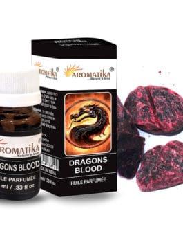 HUILE AROMATIKA PARFUMEE 10ml – DRAGONS BLOOD (Dang des Dragons)