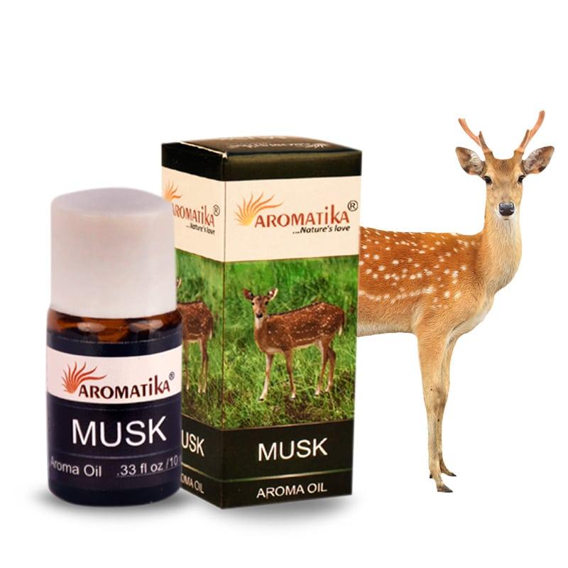HUILE AROMATIKA PARFUMEE 10ml – MUSK