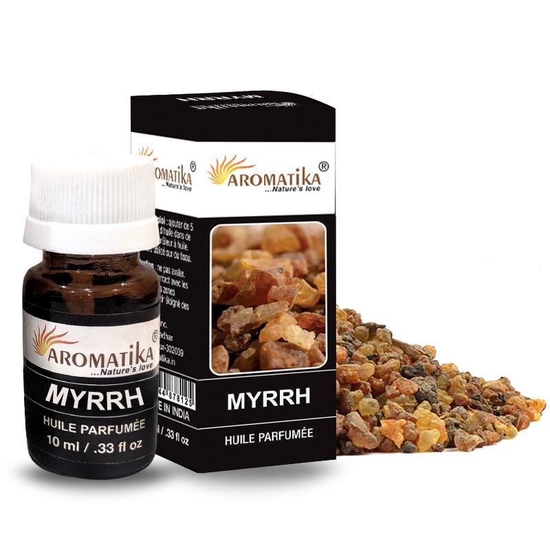 HUILE AROMATIKA PARFUMEE 10ml – MYRRH