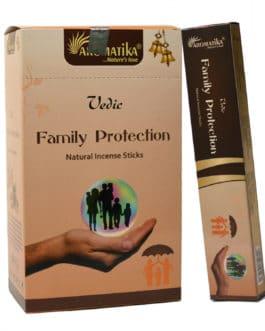 MASALA VEDIC FAMILY PROTECTION 15g – Parfum : Tubéreuse