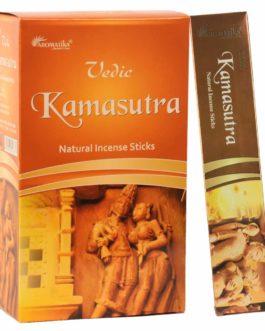 MASALA VEDIC KAMASUTRA 15g – Parfum : Patchouli