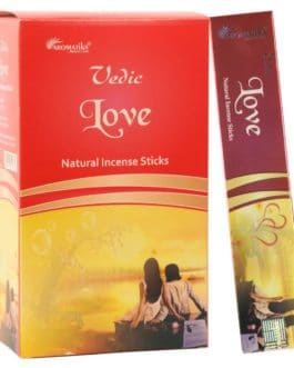 MASALA VEDIC LOVE (Amour) 15g – Parfum : Rose