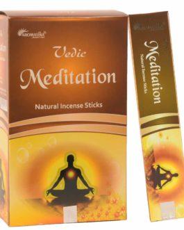 MASALA VEDIC MEDITATION 15g – Parfum : Musk/Patchouli/Santal