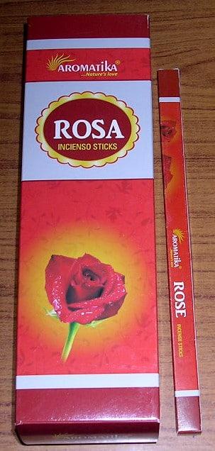AROMATIKA ROSA (Rose) Square
