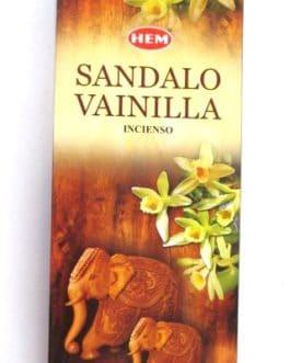 SANDAL VANILLA (Santal-Vanille)  Reste : 3 boîtes