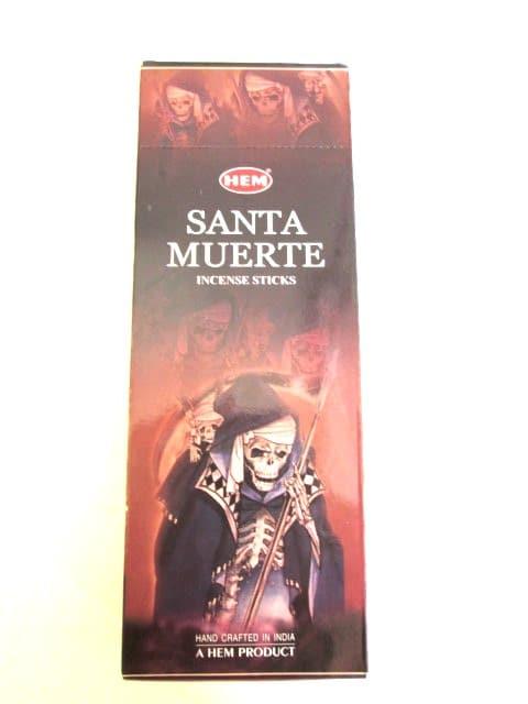 SANTA MUERTE (Ste-Mort)