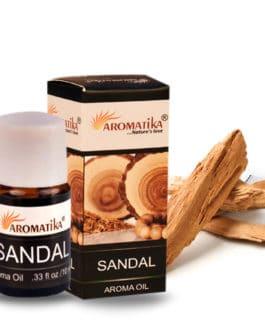 HUILE AROMATIKA PARFUMEE 10ml – SANDAL (Santal)