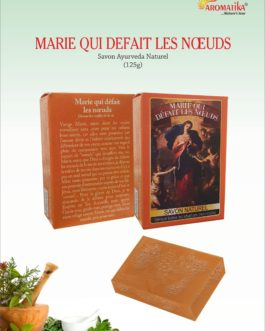 SAVON MARIE QUI DEFAIT LES NOEUDS (Parfum : Cannelle-Orange Amère)