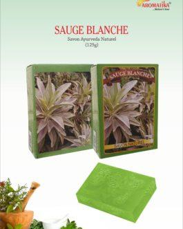 SAVON SAUGE BLANCHE (Parfum : Sauge Blanche)