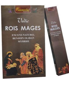 Encens Masala Vedic ROIS MAGES 15g